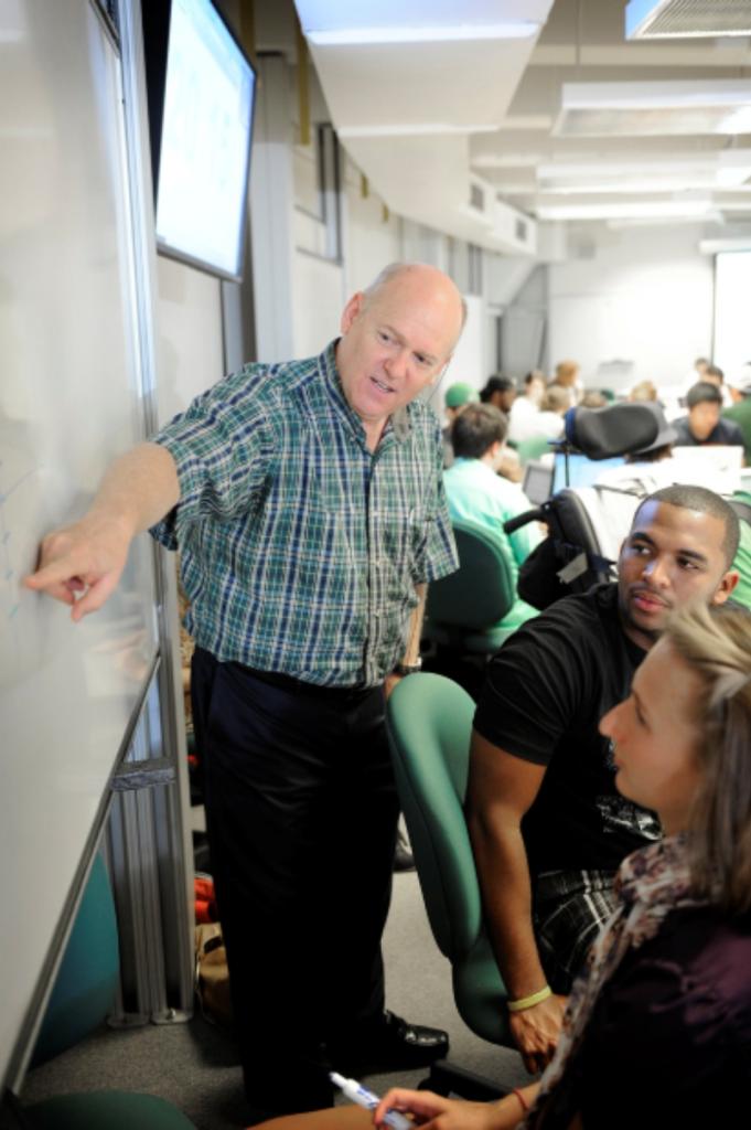 Dr. Robert Beichner, Alumni Distinguished Undergraduate Professor