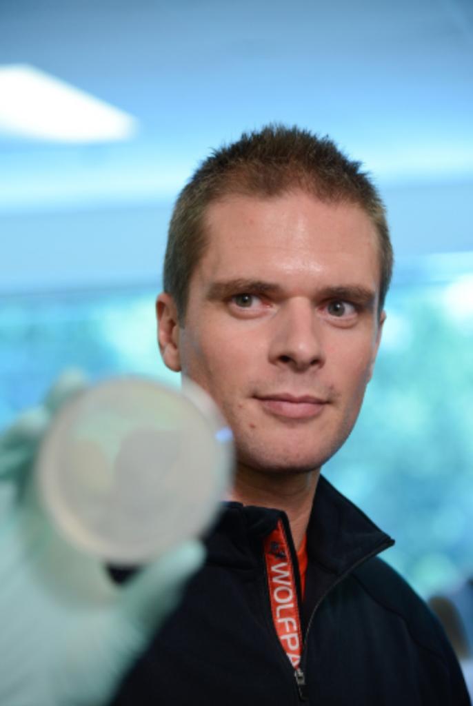 Dr. Rodolphe Barrangou, Associate Professor